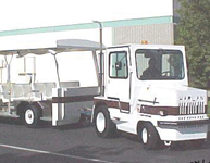 Tow Tractor & Trailers